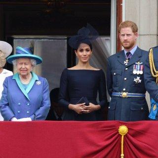 Wie reagiert die Queen auf den neuen Plan von Meghan Markle und Prinz Harry?
