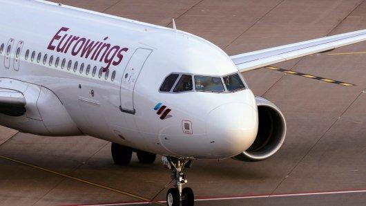 Eurowings: Eine neue Handgepäck-Regelung bringt zusätzliche Kosten für Passagiere. (Symbolbild)