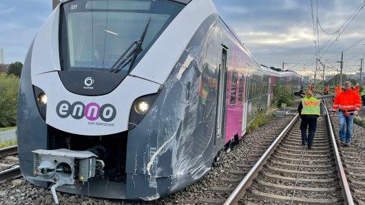 Wolfsburg: Der Enno konnte in der Zwischenzeit wieder auf die Gleise gestellt werden. (Archivbild)