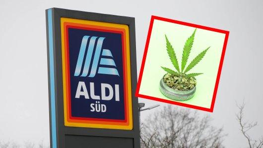 Mit dieser Reaktion von Aldi auf einen Cannabis-Witz hätten wohl nur die wenigsten gerechnet!