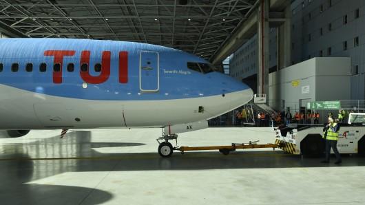 Maschinen des Typs Boeing 737 Max 8 dürfen nicht mehr in die Luft gehen. (Archivbild)