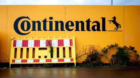 Bei Continental läuft es derzeit alles andere als gut. (Symbolbild)