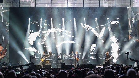 DIESER Welt-Start spielt sein einziges Konzert in Deutschland in Hannover. (Archivbild)