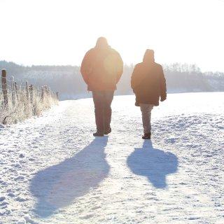Schnee-Schock am Wochenende? Lies hier, wie das Wetter in Niedersachsen wird... (Symbolbild)