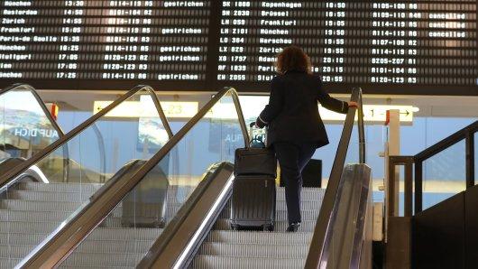 Der Flughafen Hannover hat eine Attraktion. (Symbolbild)