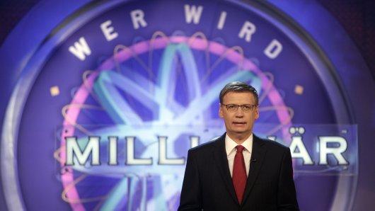 Wer wird Millionär: Am Montag saß auch ein Kandidat aus Niedersachsen bei Günther Jauch – aber nur für wenige Minuten.