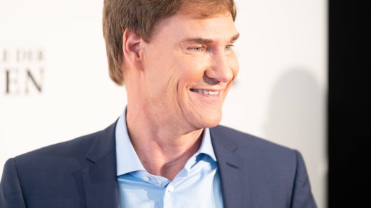 Er lässt sich die positive Einstellung nicht nehmen: Investor Carsten Maschmeyer