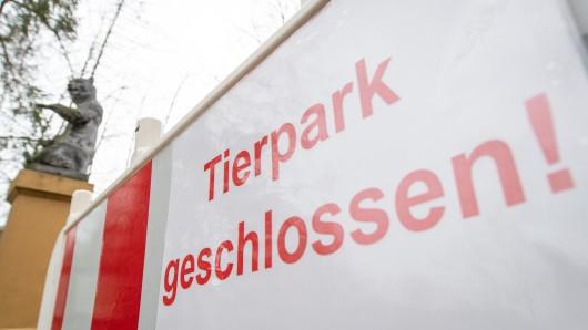 Niedersachsen: Der Tierpark Essehof bleibt bis auf Weiteres geschlossen. Das zwingt den Inhaber zu einer drastischen Maßnahme (Symbolbild).