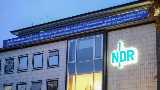 Landesfunkhaus des NDR: Gute Nachrichten!