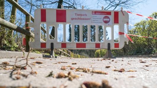 In Niedersachsen ist ein Tierpark durch das Coronavirus vor der Pleite – doch es gibt Hoffnung. (Symbolfoto)