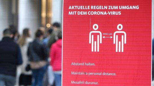 In Niedersachsen greifen nach dem Coronavirus-Lockdown die ersten Lockerungen. (Symbolbild)