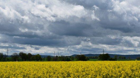 Nach einer sonnigen Woche in Niedersachsen droht ein Temperatursturz.