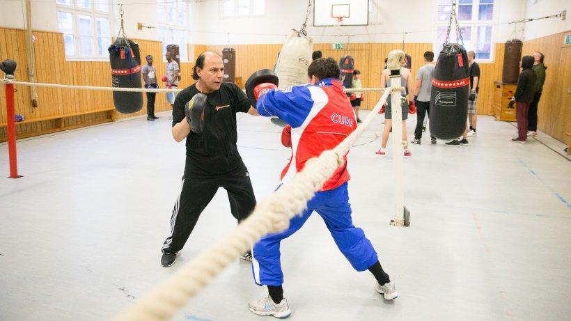 Corona Kampfsport