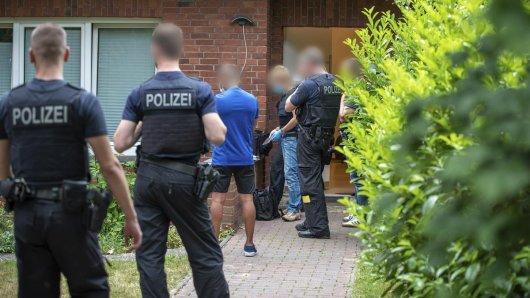 Bereits Anfang Juni, wie hier in Schleswig-Holtstein, ging die Polizei gegen Schleuser vor.