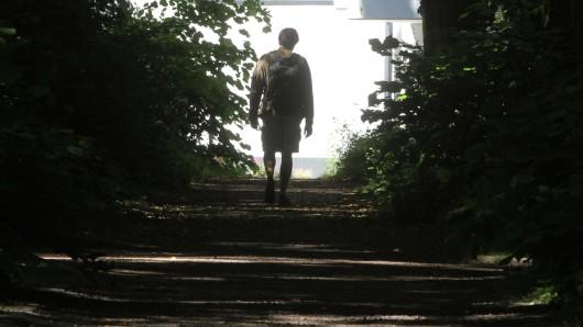 Ein Mann hat in einem Park in Hannover Hilferufe gehört. Doch plötzlich ist er selbst zum Opfer geworden. (Symbolbild)
