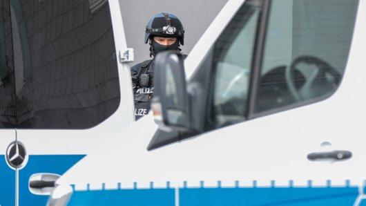 Derzeit dursucht die Polizei im Harz mehrere Objekte! Was dahinter steckt, liest du hier. (Symbolbild)