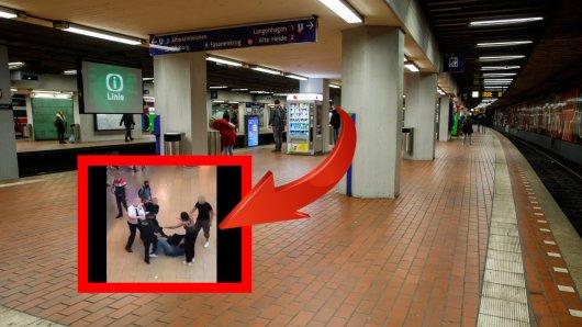 Am Hannover Hauptbahnhof kam es zu unglaublichen Szenen. Ein Video im Netz sorgt für Diskussionsstoff. (Symbolbild)