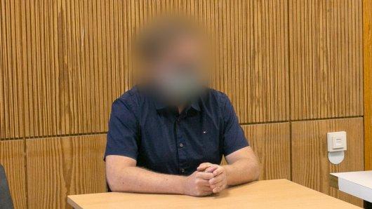 In Hannover ist am Donnerstag das Urteil gegen diesen Mann gesprochen worden. Er hatte mehrere Mädchen missbraucht und vergewaltigt – ein Opfer stammt aus Wolfenbüttel.