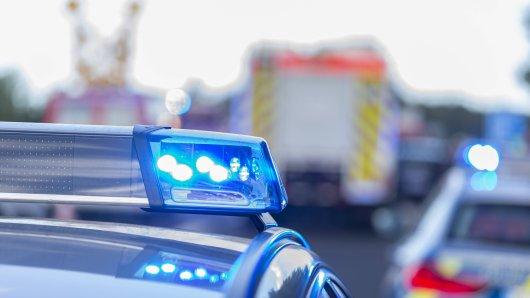Schwerer Unfall auf der A2 bei Hannover! (Symbolbild)