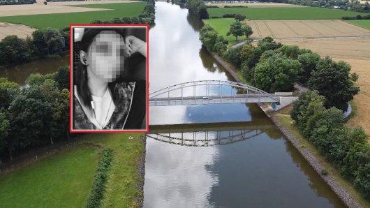 Die 19-jährige Andrea aus Schöningen wurde im April vergangenen Jahres in Nienburg (Niedersachsen) in der Weser ertränkt!