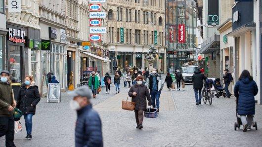 Braunschweig will kommende Woche einige Läden öffnen. Ob das klappt, steht in den Sternen. (Symbolbild)