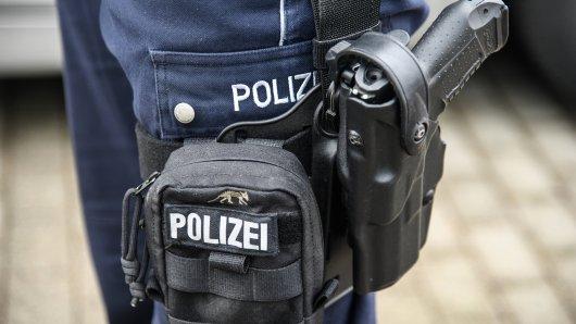 In Hannover musste die Polizei eine Demonstration auflösen. (Symbolbild)