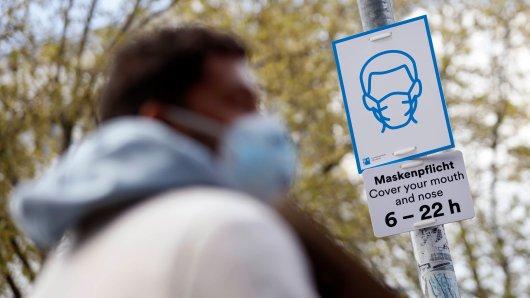 Corona in Niedersachsen: Tausende Verfahren wegen Verstoß gegen das Infektionsschutzgesetz liegen bei den Staatsanwaltschaften. (Symbolbild)