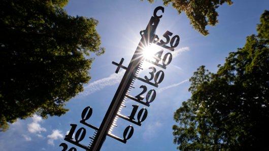 Eine neue Statistik zeigt: In Niedersachsen gibt es immer mehr Hitzetage. Doch das ist nicht nur ein Grund zur Freude. (Symbolbild)