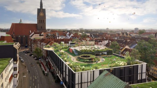 So könnte es bald in Hannovers Innenstadt aussehen!