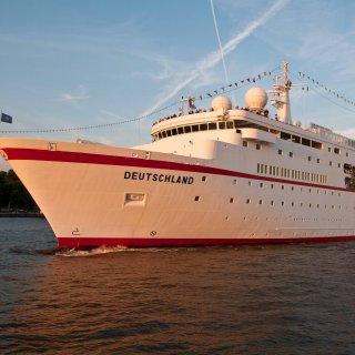 Das Traumschiff legt am ersten Weihnachtstag ab.