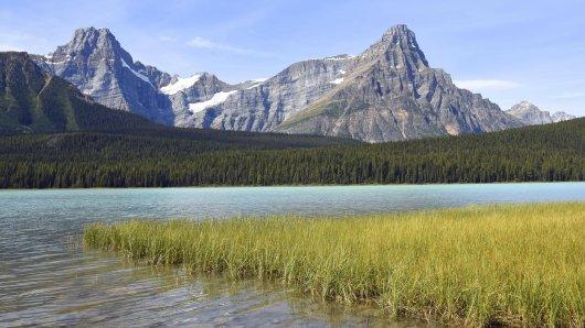 Der Howse Peak in den kanadischen Rocky Mountains gilt als schwieriger Aufstieg: Kletterstar David Lama und seine Freunde haben es trotzdem versucht.
