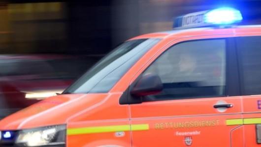 Autounfall bei Bad Sülze.
