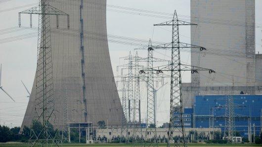 Das Kraftwerk Mehrum legt seit Monaten eine Zwangspause ein. (Archivbild)