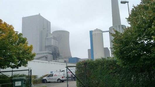 Das Kraftwerk in Mehrum.