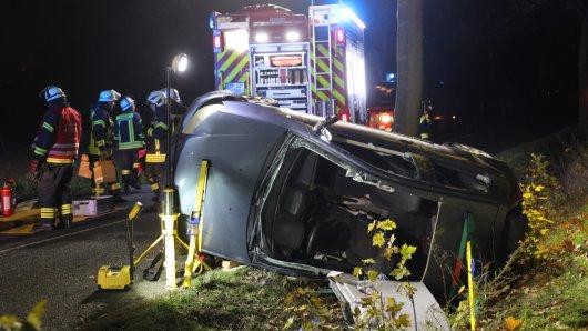 Ein junger Fahrer aus Peine ist bei einem Unfall verletzt worden.