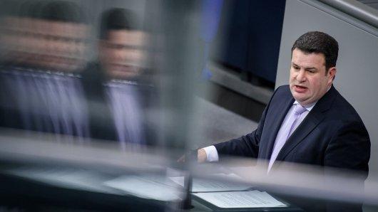 Arbeitsminister Hubertus Heil  aus Peine will in der SPD  noch weiter oben mitmischen.