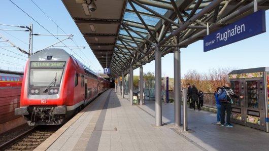 Ein Mann aus Peine wollte mit der Bahn zum Flughafen fahren. Doch der Zug hatte Verspätung – und er verpasste den Flieger. Er zog vor Gericht.