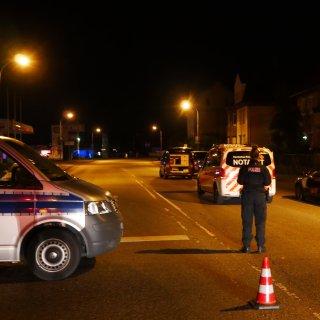Die Polizei Peine rückte in die Wiesenstraße aus. Grund war eine mögliche Bedrohungslage.