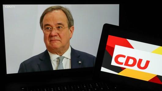 Armin Laschet: Er ist nun der starke Mann in der CDU. (Symbolbild)