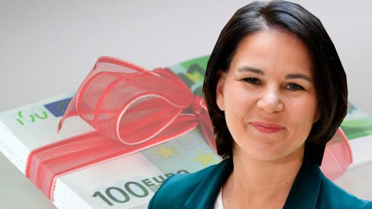 Annalena Baerbock mit Panne im Wahlkampf: Sie hatte vergessen, ihre Sondereinnahmen dem Bundestag zu melden.