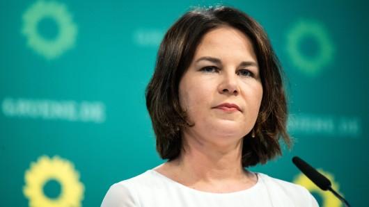Rückenwind von den Grünen im Saarland kann Annalena Baerbock kaum erwarten.