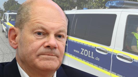 Wird die Razzia im Finanzministerium zur Gefahr für Olaf Scholz im Wahlkampfendspurt?