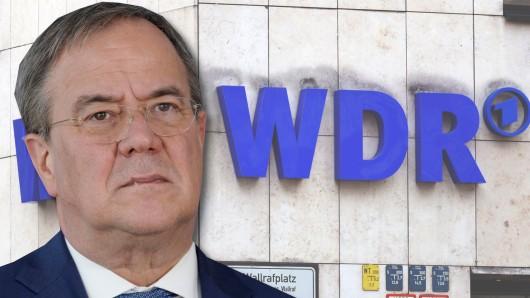 Der WDR spekuliert über die Zukunft von Kanzlerkandidat und CDU-Chef Armin Laschet.