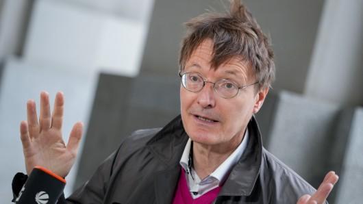 Karl Lauterbach verhielt sich vorbildlicher als seine SPD-Kollegen.