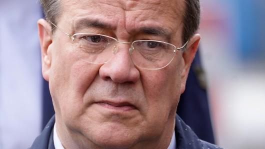 Armin Laschet: Einige CDU-Vertraute zeigen Mitleid mit seiner Situation.