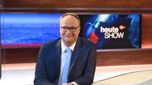 Heute Show: Moderiert wird die Sendung von Oliver Welke.