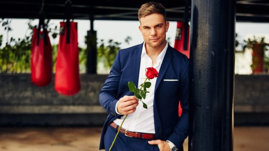 Bachelor Sebastian Preuss.