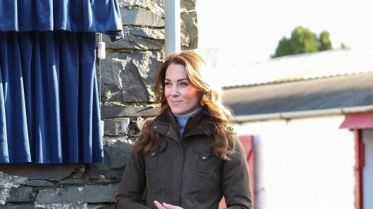 Kate Middleton hatte sich seit der Geburt ihres ersten Kindes für eine spezielle Methode entschieden.