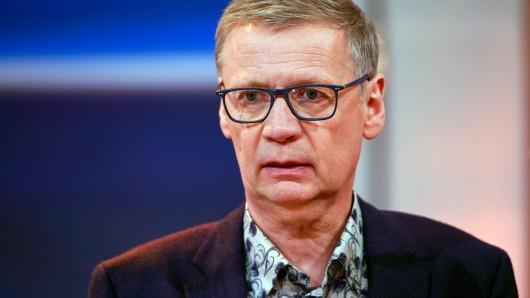 """""""Wer wird Millionär""""-Quizmaster Günther Jauch."""