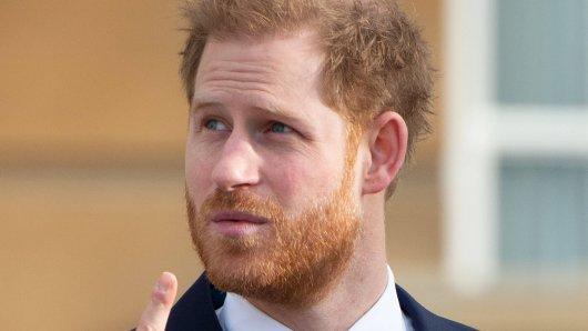 Prinz Harry traute sich etwas, das sonst nur die Queen macht...
